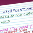 Lista lui Mos Nicolae